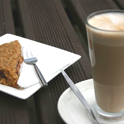 Coffee And Flapjack Improved
