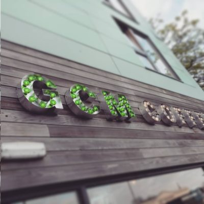 The Green Coffee Machine Image 1